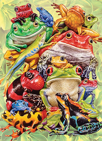 gestapelte-frosche