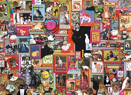 katzen-collage