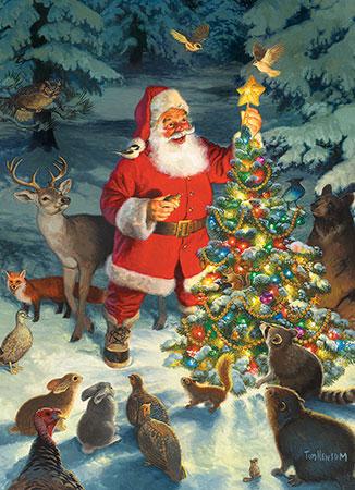 der-weihnachtsbaum-des-weihnachtsmannes