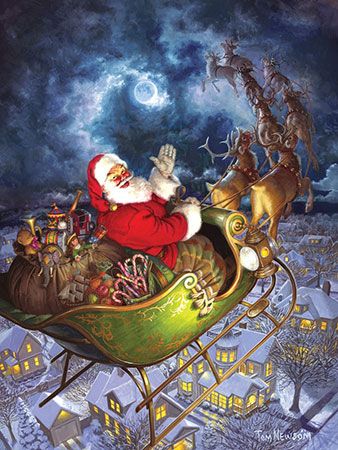 Fröhliche Weihnachten überall