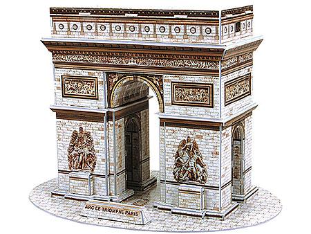 3D-Puzzle Triumphbogen