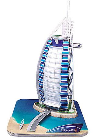 3D-Puzzle Burj al Arab in Dubai