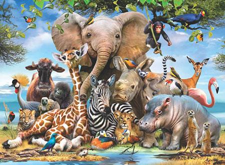 afrikanische-tiere