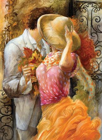 Romantik im Herbst