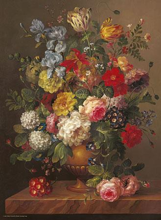 Klassischer Blumenstrauß
