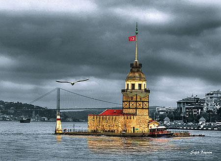 Nostalgie vor Istanbuls Küste
