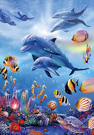 Königreich Unterwasser