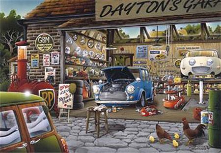 Daytons Autowerkstatt