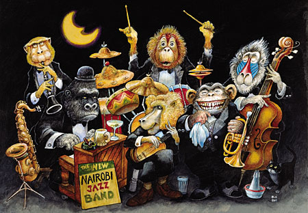 Die Nairobi Jazz Band