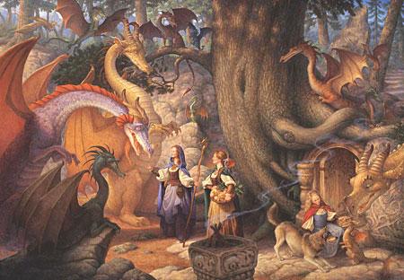 magische-drachenwelt