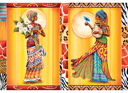 Afrikanische Kunst