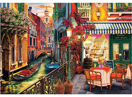 Cafe in Venedig