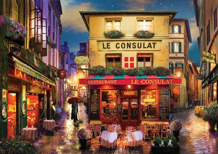 Gemütliches Paris