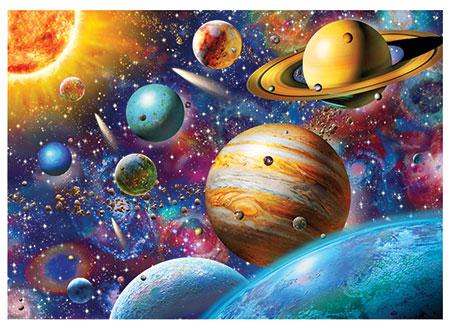 Unendlicher Weltraum