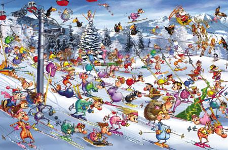 ski-chaos