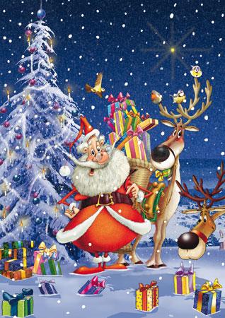 Fröhliche Weihnachten, Ruyer