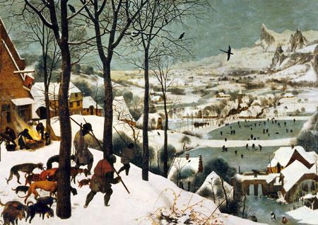 jager-im-schnee-brueghel