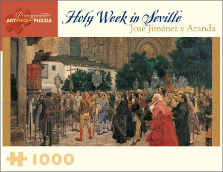 Heilige Woche in Seville