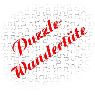 Puzzle-Wundertüte -großes Puzzle-