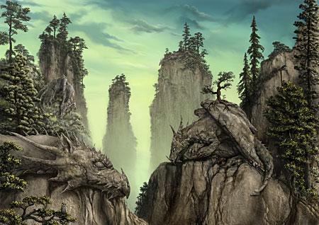 Der versteinerte Wald
