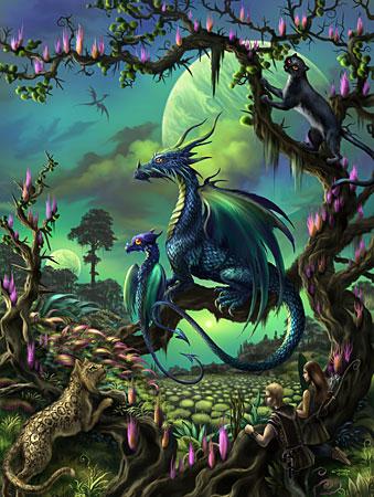 Die Drachen von Esira
