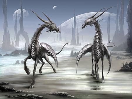 Pegasusdrachen