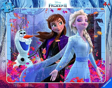 Disney Frozen 2 - Magische Natur