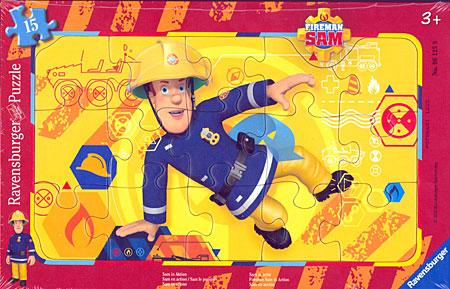 Feuerwehrmann Sam - Sam in Aktion