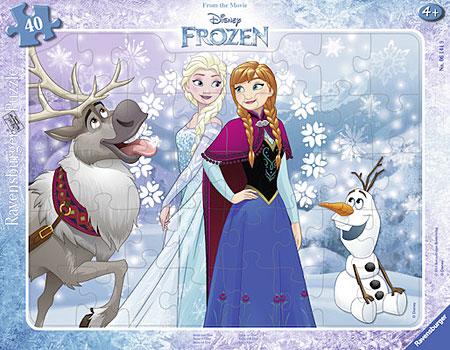 Die Eiskönigin - Anna und Elsa