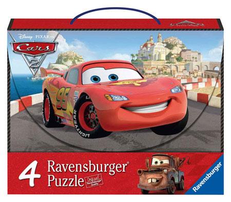 Abenteuer mit Disney Cars