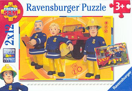 feuerwehrmann-sam-sam-im-einsatz, 7.89 EUR @ puzzle