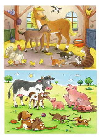 gluckliche-tierfamilien