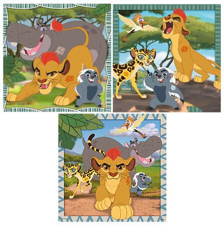 lion-guard-in-der-savanne-ist-was-los
