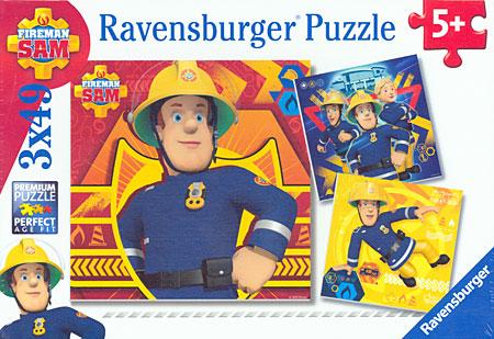 Feuerwehrmann Sam - Bei Gefahr Sam rufen!