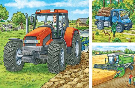 grosse-landmaschinen, 8.99 EUR @ puzzle
