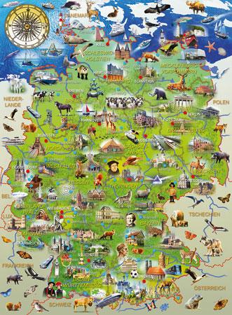 meine-deutschlandkarte