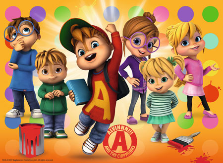 Alvin and the Chipmunks - Alvin und seine Freunde