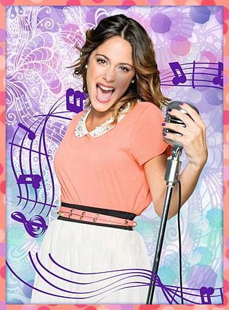 Talentierte Violetta