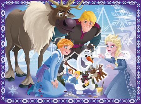 Disney Frozen Familienzauber