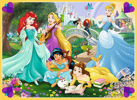 Disney Prinzesinnen - Wage deinen Traum!