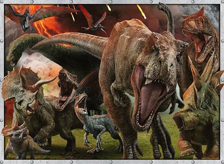 Jurassic World 2 - Vulkanausbruch