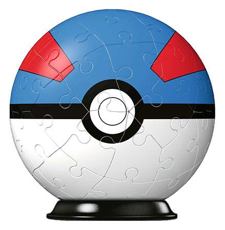 3D - Pokémon - Superball