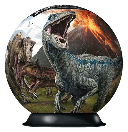 3D Puzzle-Ball - Jurassic World 2