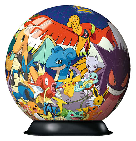 3D Puzzleball - Pokemon