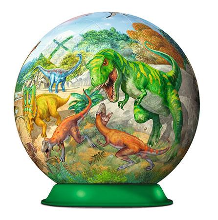 3d-puzzleball-reich-der-dinosaurier