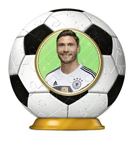 3D Puzzle-Ball - DFB Spieler Jonas Hector