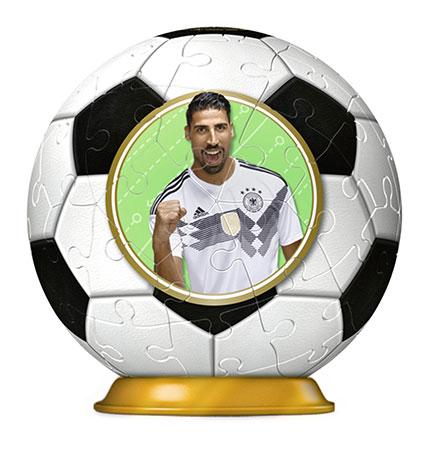 3D Puzzle-Ball - DFB Spieler Sami Khedira