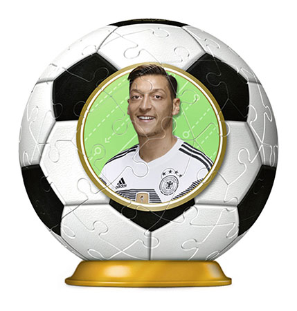3D Puzzle-Ball - DFB Spieler Mesut Özil