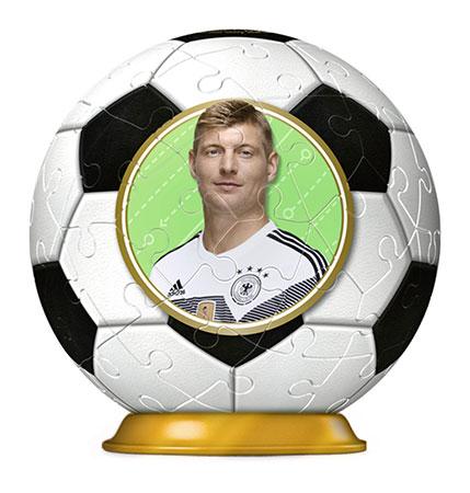 3D Puzzle-Ball - DFB Spieler Toni Kroos