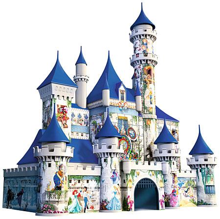 3D Puzzle - Disney Schloss